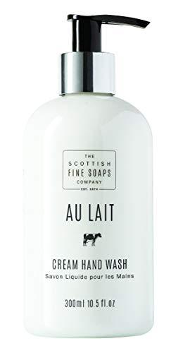 The Scottish Fine Soaps au Lait Savon liquide pour les Mains 300 ml