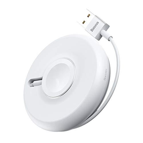 MXJEEIO Cargador Apple Watch [Certificado Apple] IQIYI