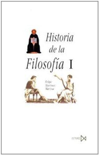 Historia de la Filosofía I (Fundamentos) por Felipe Martínez Marzoa