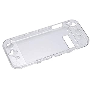 Polycarbonat Hardcase – smokey clear SWITCH (BigBen)