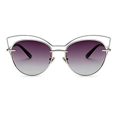 MYLL 2017 Neue Art Und Weise Metall Damen Sonnenbrille Atmospheric High-End-Personality Avantgarde Brille