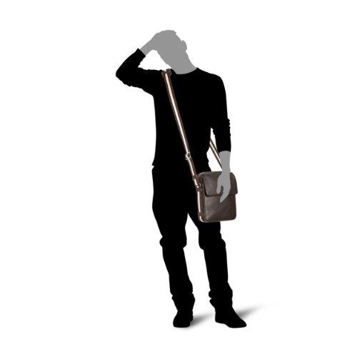 Picard Torrino borsa a tracolla pelle 22 cm Mocca