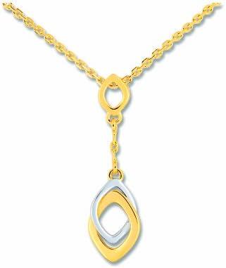 Bijoux pour tous - Colgante de bañado en oro