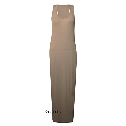 Generic - Robe - Femme Marron - Moka