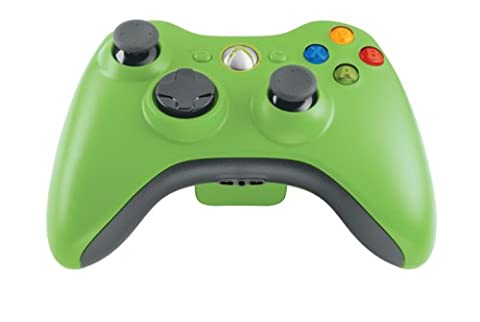 Xbox 360 Wireless Halo 3 Green Limited Edition Gamepad
