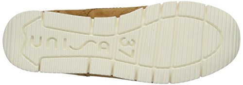17 Basse Unisa Sneakers Badia Donne naturali ks Brune 7Bqa7S