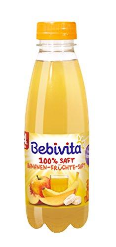 Bebivita Bananen-Früchte-Saft, 1er Pack (1 x 500 ml)