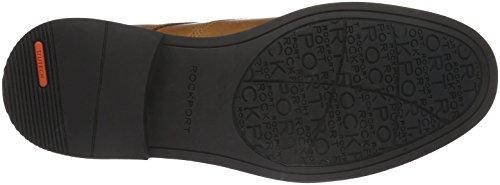 Rockport Classic Break Wing Tip, Brogues Homme Marron - Brown (Cognac Leather)