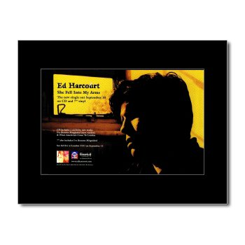 ed-harcourt-she-fell-into-my-arms-matted-mini-poster-21x135cm