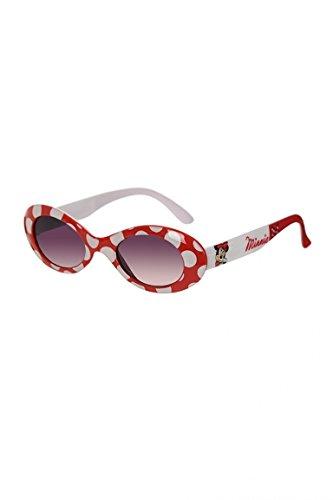 Disney Mädchen Sonnenbrille - UV 400 Protection - Minnie Maus, Sofia, Frozen, Doc McStuffins (Minnie Maus)