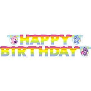(Care Bears Birthday Banner Party Supplies)