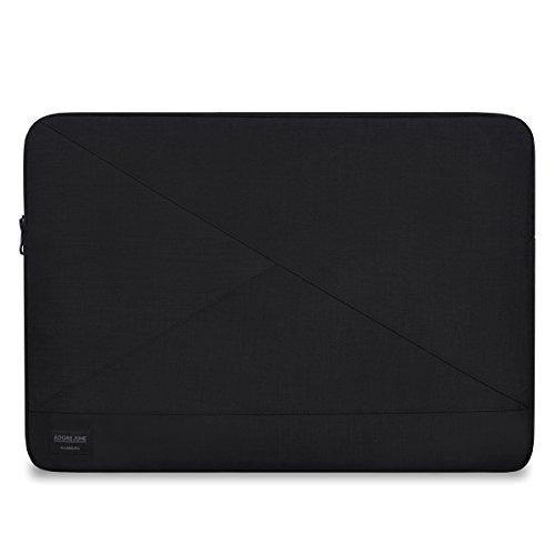 Adore June 14 Zoll Hülle [Serie Triangle] Speziell für Lenovo ThinkPad X1 Carbon 2018 2017 Sleeve Tasche aus widerstandsfähigem Textil-Stoff Thinkpad X1 Carbon G5 G6 Case [Schwarz]