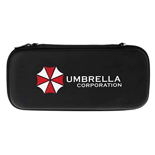 VvXx Switch Hard Carry Storage Bag Case Shell Small Umbrella Pattern for Nintendo Hard Carry Case