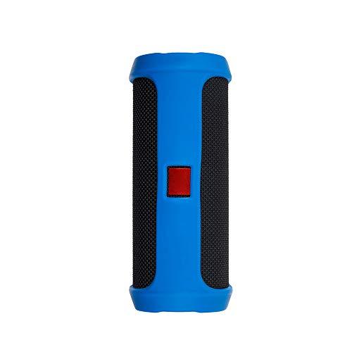 LuckyNV Funda Silicona Suave JBL Flip4 Altavoz Bluetooth