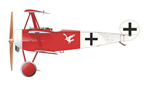 EDU08487 Eduard Fokker Dr.I Weekend Edition Model Building Kit