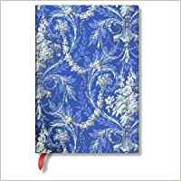 Rokoko Revival Kristalllüster - Notizbuch Midi Unliniert - Paperblanks