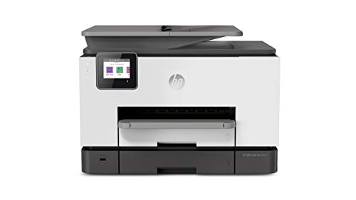 HP OfficeJet Pro 9020 Multifunktionsdrucker (HP Instant Ink, A4, Drucker, Scanner, Kopierer, Fax, WLAN, LAN, Duplex, HP ePrint, Airprint) basalt