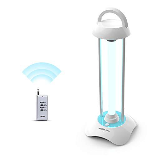 38w Uv-Desinfektion Lampe Luftreinigung Lampe Antibakteriell Rate 100% Haushaltskindergarten Innen Mit Fernbedienung Sterilisation Lampe (Keimtötende Uv Lampe)