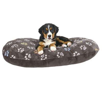 Produkt: Kuscheliges Hundekissen mit leicht glänzendem Plüschbezug