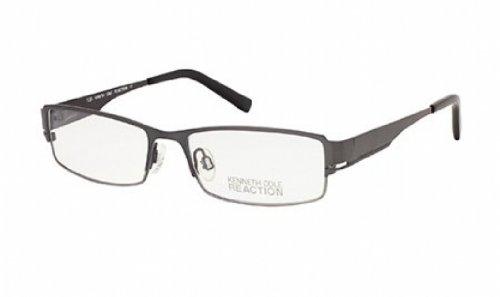 kenneth-cole-reaction-monture-lunettes-de-vue-kc0711-009-metal-mat-53mm