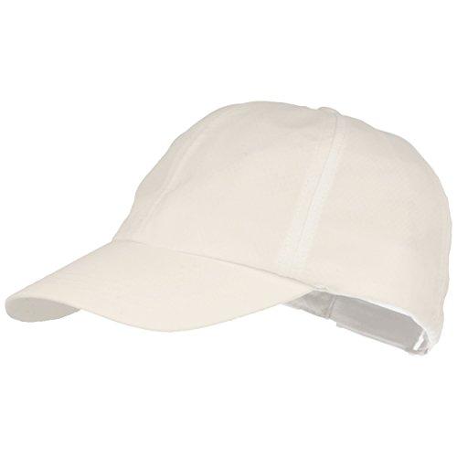| Basecap | Sonnen Kappe - mit UV Schutz 40+ und Atmungsaktivem Innenfutter - Größenverstellbar für Damen & Herren in Verschiedenen Farben ()