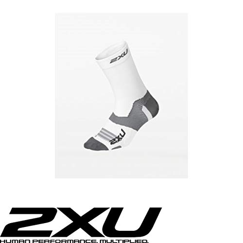 2XU UK Vectr Ultralight Cushion Crew Calcetines