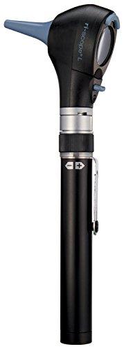 Ri-scope L3 Otoskop (Riester 3704 ri-scope L F.O. Otoskop L3, LED, Griff C für 2 Alkaline-Batterien, Typ C oder ri-accu, 2,5V)