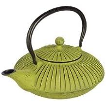 IBILI 620107 - Tetera hierro fundido Verde 0,78 l