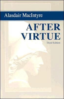 After Virtue (text only) 3rd (Third) edition by A. MacIntyre