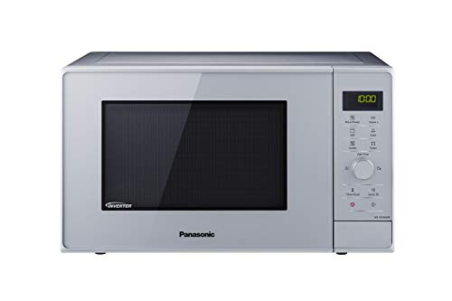 Panasonic NN GD36HMSUG Forno Microonde Combinato con Grill e Cottura Vapore Silver