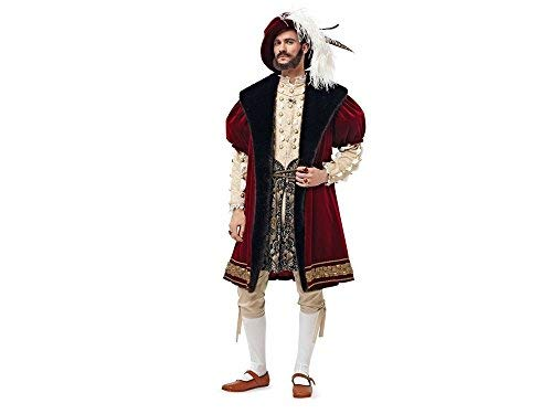 hes Kostüm-Schnittmuster: Mantel, Hut und Strümpfe (Herren, Gr. 46-60) Level 4 fortgeschrittene ()