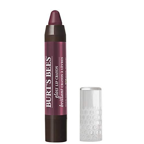 Burt's Bees feuchtigkeitsspendender Lip Crayon, Bordeaux Vines, 1er Pack (1 x 2,83 g)