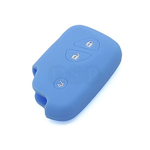 fassport-silicone-cover-skin-jacket-fit-for-lexus-smart-remote-key-cv3406-light-blue