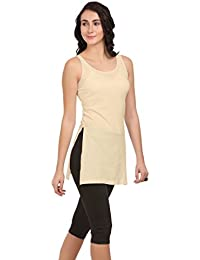 UltraFit Women's Cotton Suit Slips and Camisoles