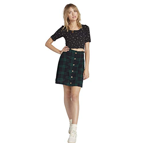 Rock Untamed Feels - Damen Rock - Green -