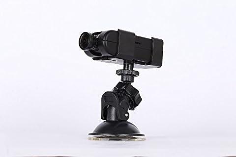 Mengshen® 1080p Dash WIFI P2P caméra vidéo pour véhicules DVR / Drone Cam avec détection de mouvement / 150 degrés Grand Angle / AV Out for Outdoor Sports MS-F10