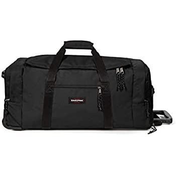 online te koop outlet verkoop glad Eastpak Leatherface L Wheeled Luggage - 98 L, Black Dance ...