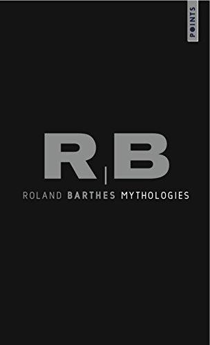 Mythologies par Roland Barthes