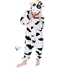 heekpek Pijamas Disfraces de Animales Niños Niñas Unisex Disfraces Cosplay Niños Cosplay Animales ...