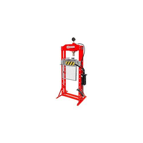 Pressa idraulica officina tonnellate usato vedi tutte i for Pressa usata per officina