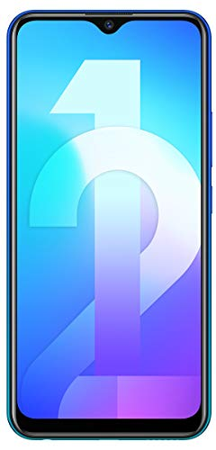 Vivo Y12 (Aqua Blue, 3GB RAM, 64GB Storage) with No Cost EMI/Additional...