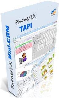 Mini CRM Phone/LX mit Umsatzanalyse 2.1 - für Lexware pro oder premium 2014 [CD-ROM] (2008 Ergänzung)