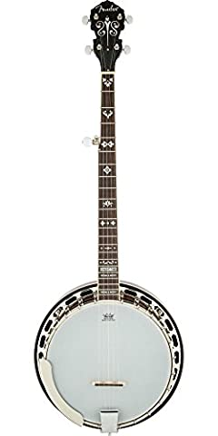 Fender 0955615021 Concert Tone 54 Banjo Rosewood Fingerboard Electric Guitar - Brown Sunburst