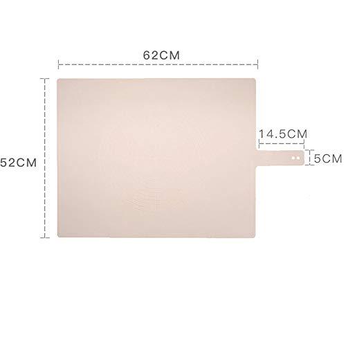 xgvvb Silikon Matte MatteLebensmittelqualität Panel Haushaltsbackenwerkzeugerosa (senden Sie Zwei Geschenke nach dem Zufallsprinzip