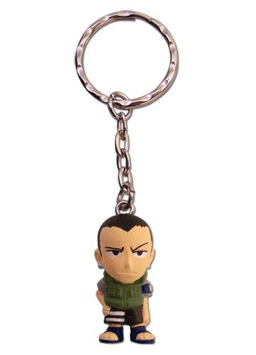Naruto: Chibi figura Shikamaru llavero
