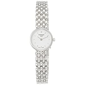 Tissot Lovely T0580091103100 – Reloj de Mujer de Cuarzo, Correa de