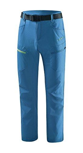 Black Crevice Pantalon de Trekking pour Homme, Bleu, XL