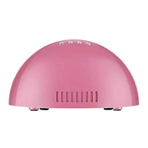 LED Lampe – Lichthärtegerät für LED Gel rosa - 4