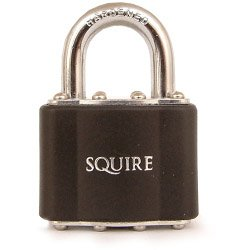 4-Pin Tumbler Padlock - Laminated Steel 38mm