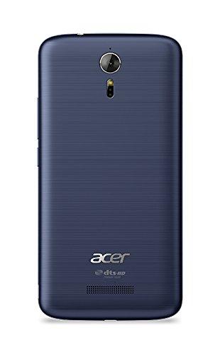 Acer Liquid Zest Plus - Smartphone  4G  16 GB  SIM Doble  Micro SIM  Edge  GPRS  gsm  HSDPA  HSUPA  LTE  Android  Azul